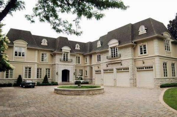 House For Sale Toronto Ontario Canada French Chateau