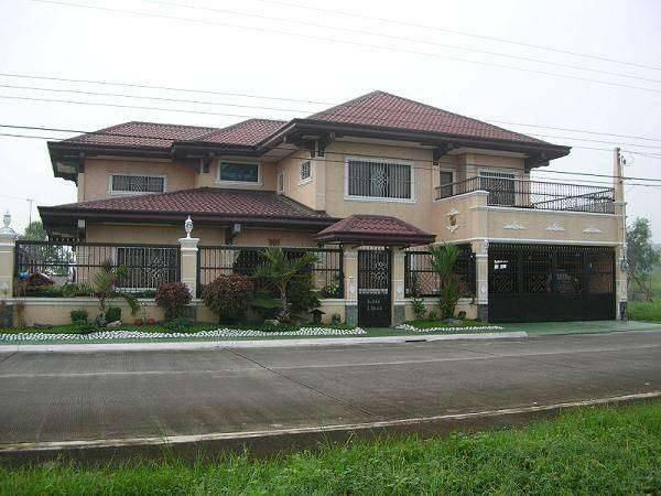 House for sale angeles city pampanga philippines for Philippines houses pictures