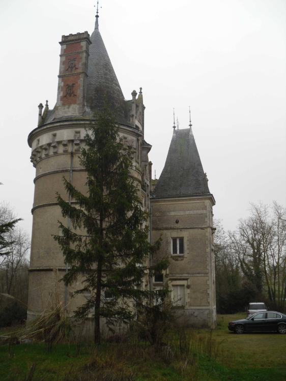 chateau a vendre rocheserviere