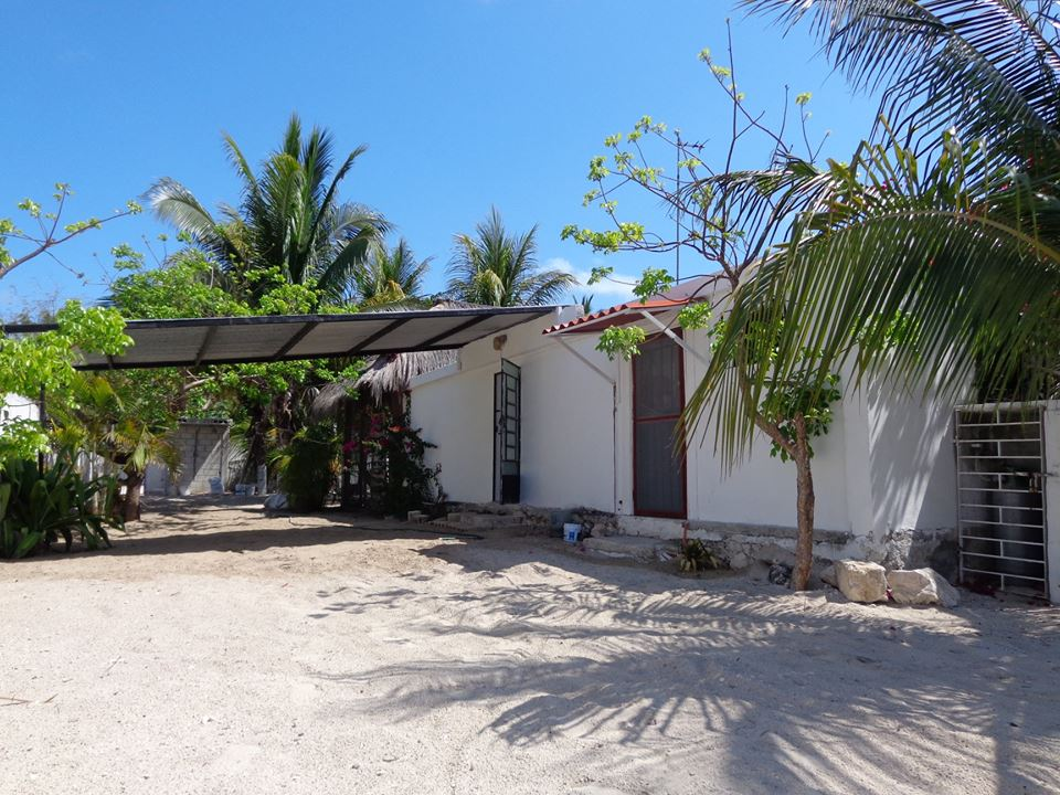 House for Rent Chelem, Yucatan, Mexico - Rent Beach 1/1 Pool